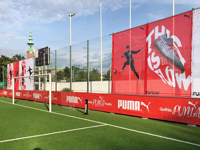 Staketvepa Gothia Cup - Puma Trophy