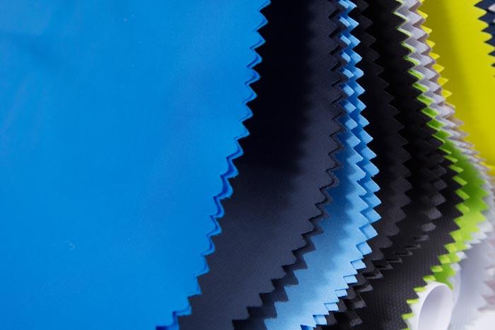 Material för vepor och banderoller