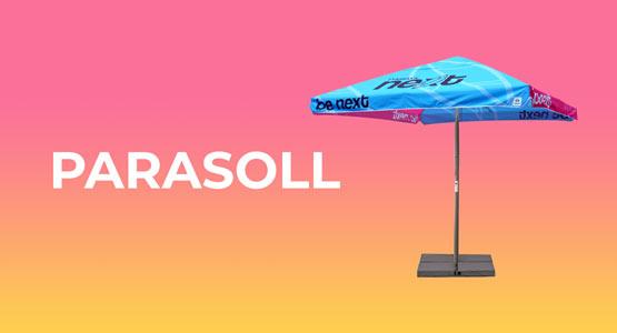Vad är ett parasoll med eget tryck?